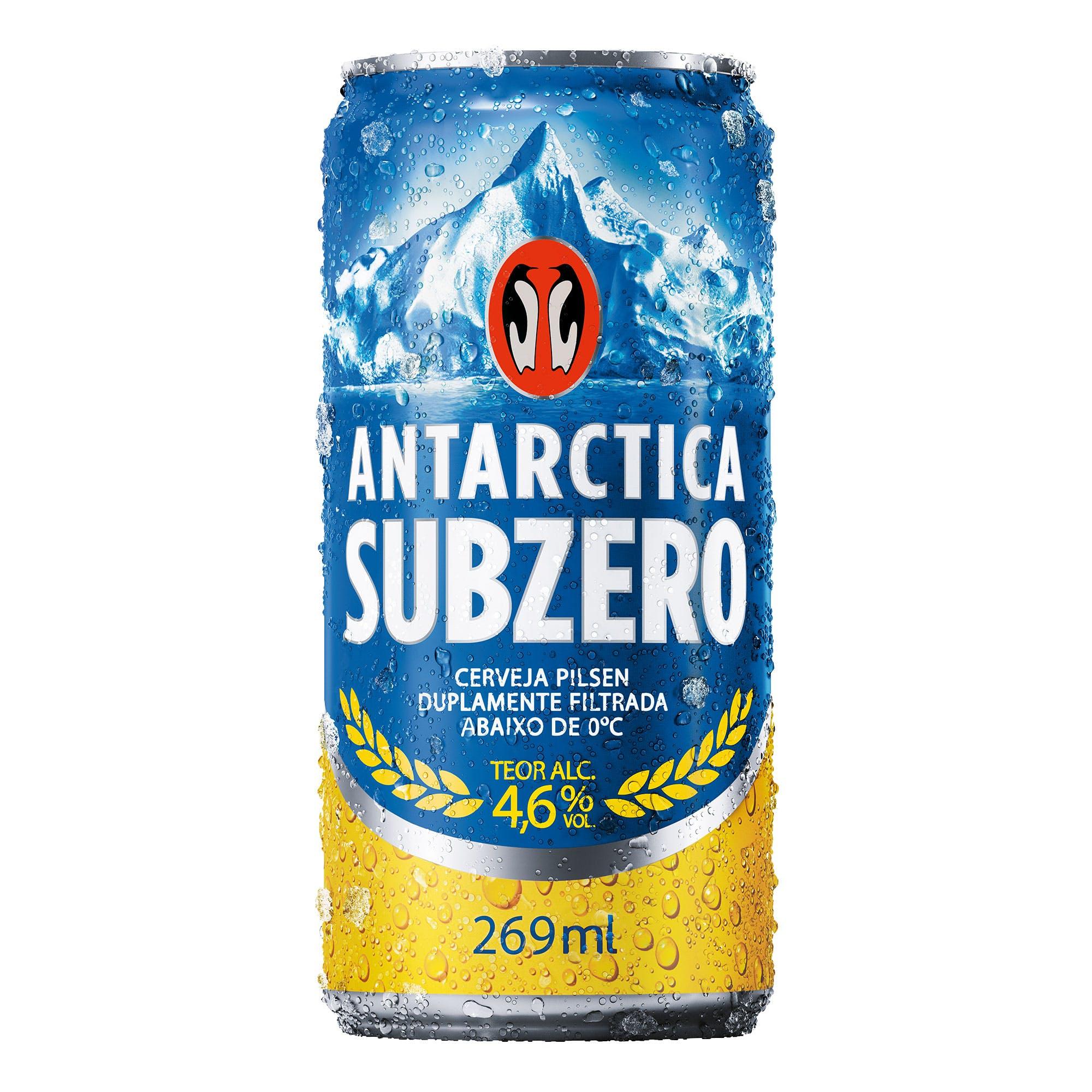 Antarctica Subzero 269ml
