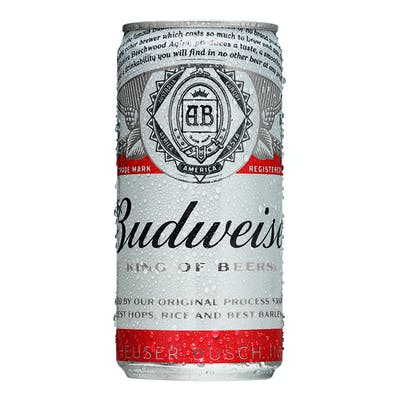 Budweiser 269ml