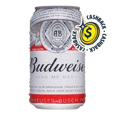 Budweiser 350ml - Unidade