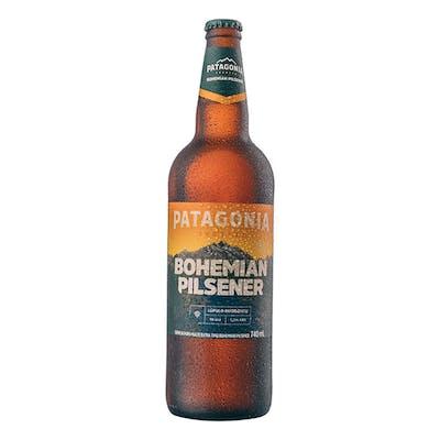 Patagonia Bohemian Pilsener 740ml
