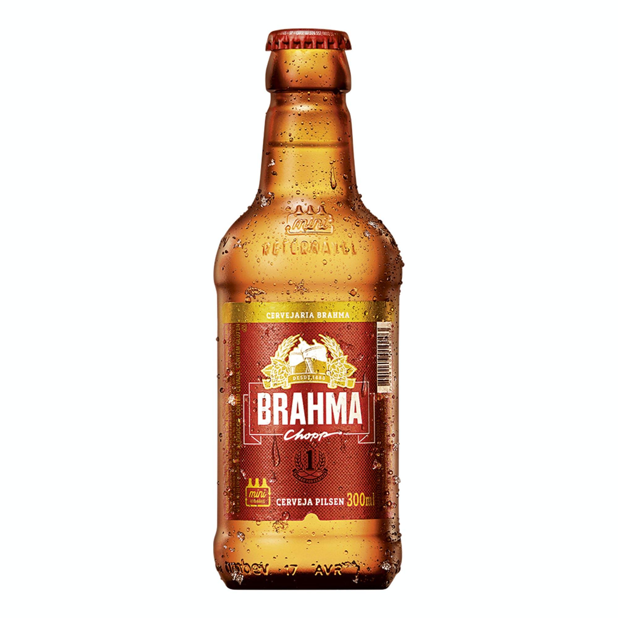 Brahma 300ml | Apenas o Líquido