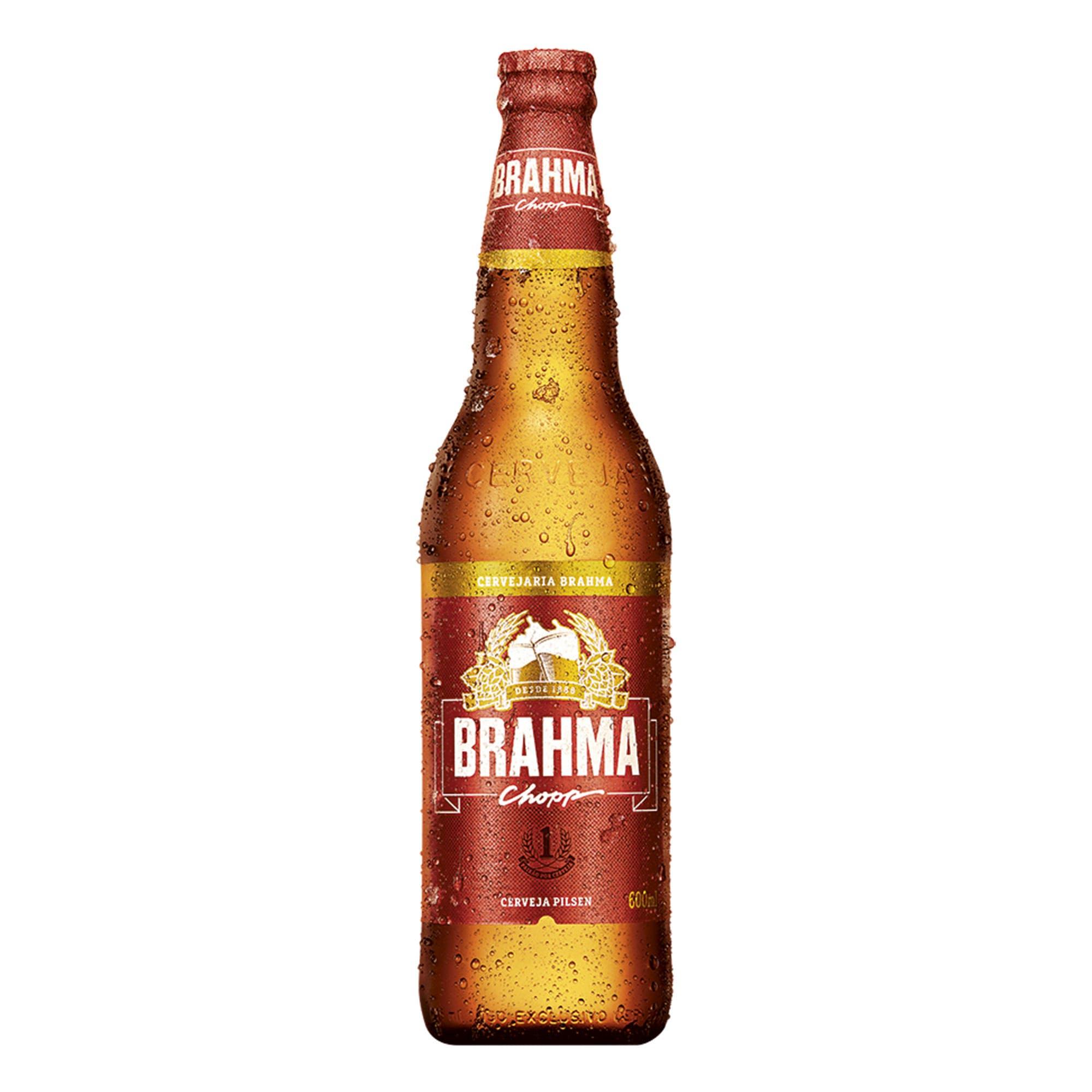 Brahma 600ml | Apenas o Líquido