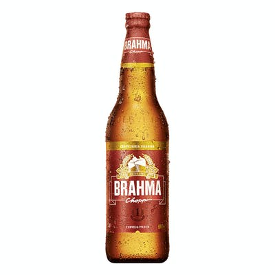 Brahma Chopp 600ml | Vasilhame Incluso - Unidade