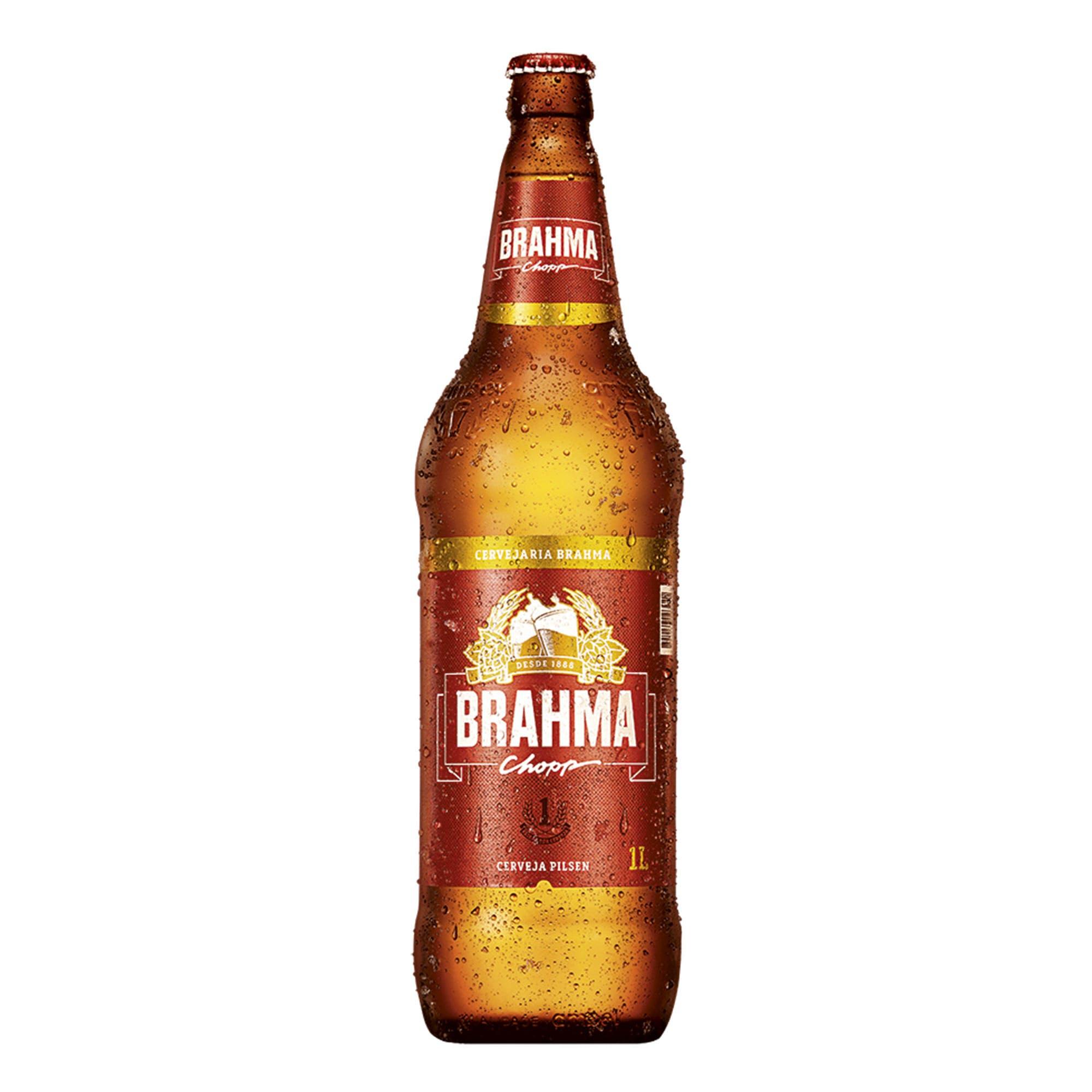 Brahma Chopp 1L | Vasilhame Incluso - Unidade
