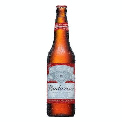Budweiser 600ml | Apenas o Líquido