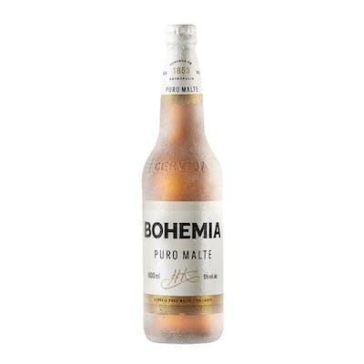 Bohemia 600ml | Apenas o Líquido