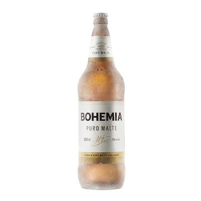 Bohemia 990ml | Apenas o Líquido