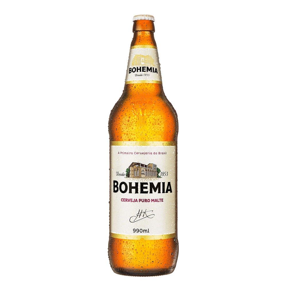 Bohemia 990ml | Vasilhame Incluso