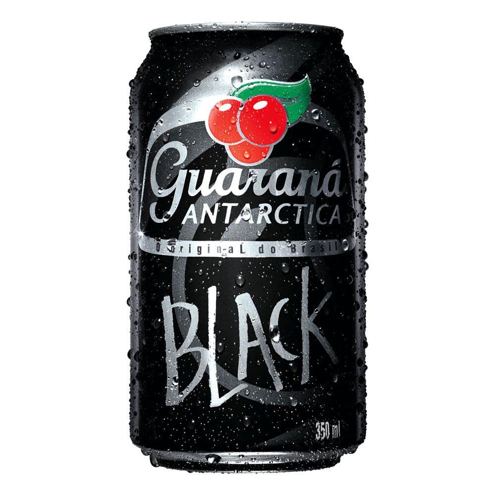 Guaraná Black 350ml