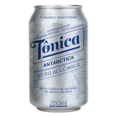 Tônica Antarctica Zero 350ml
