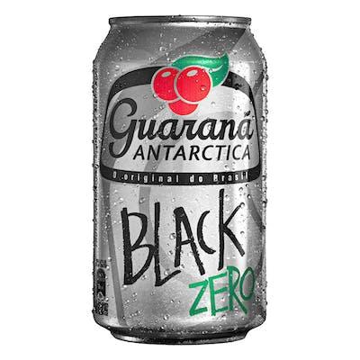 Guaraná Black Zero 350ml