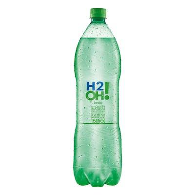 H2OH Limão 1,5L