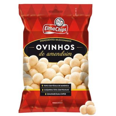 Ovinhos de Amendoim Elma Chips 200g