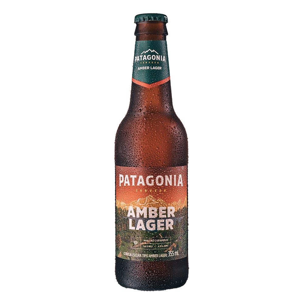 Patagonia Amber Lager 355ml