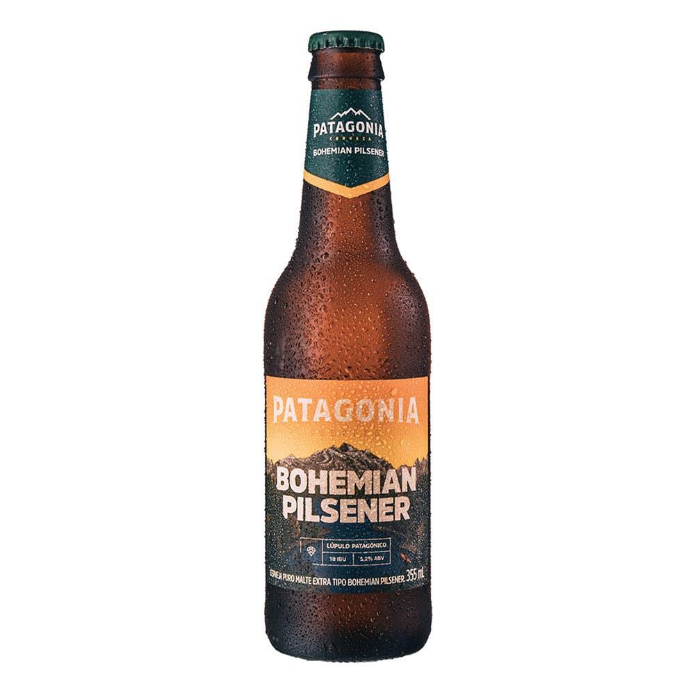 Patagonia Bohemian Pilsener 355ml