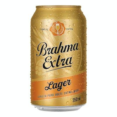Brahma Extra Lager 350ml