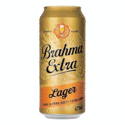 Brahma Extra Lager 473ml