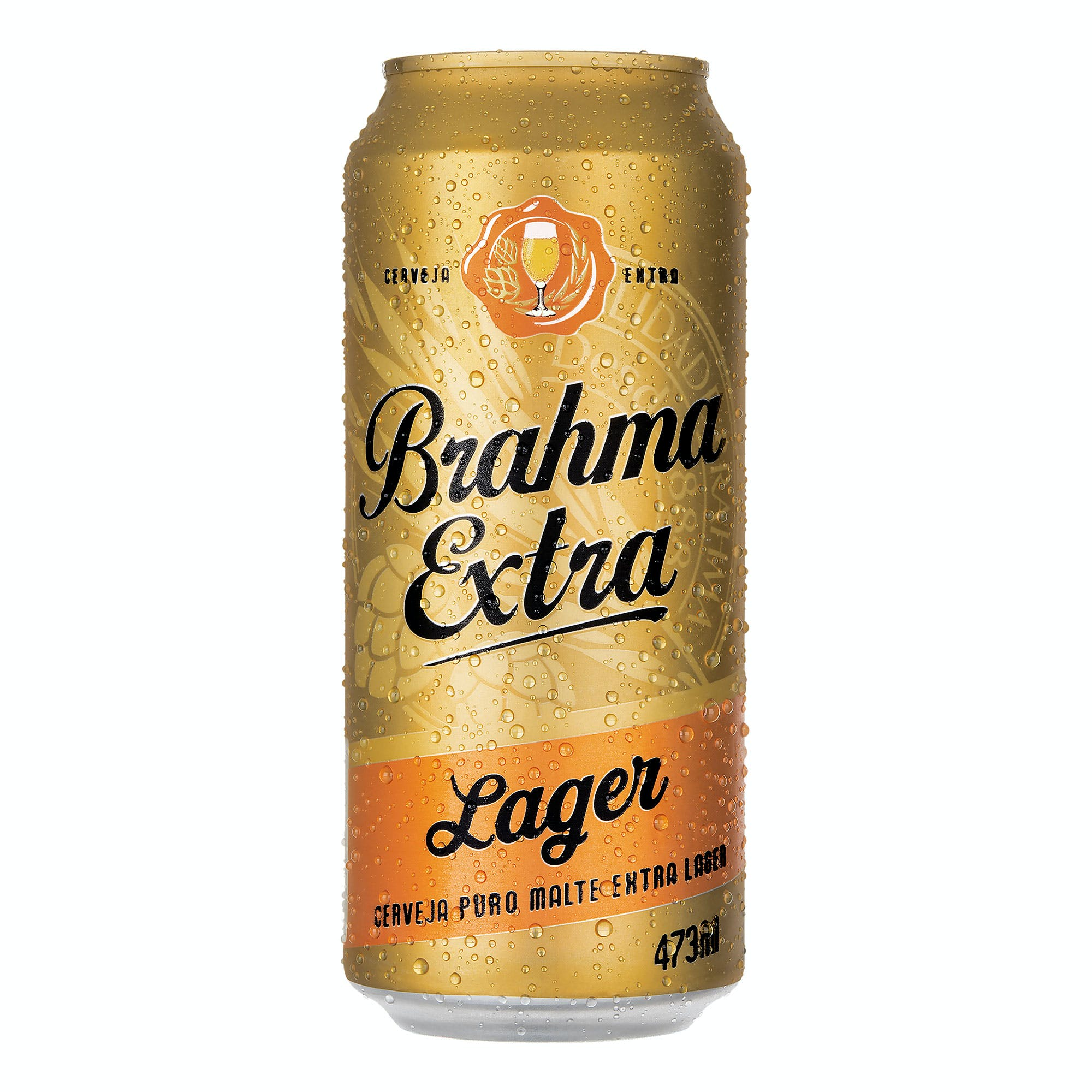 Brahma Extra Lager 473ml