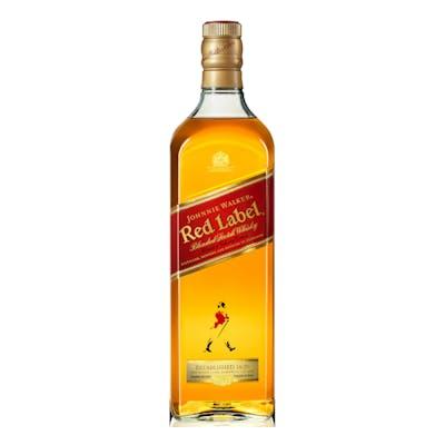 Whisky Johnnie Walker Red Label 1L