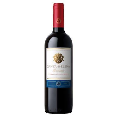 Vinho Tinto Chileno Cabernet Merlot Reservado Santa Helena 750 ml