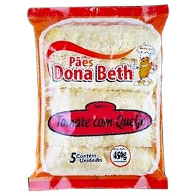 Pão de Tomate com Queijo Dona Beth 450g