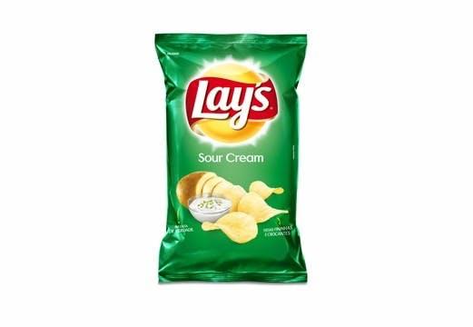 Lays Sour Cream 96g