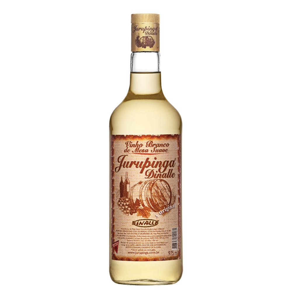 Vinho Branco Jurupinga Dinalle 975ml
