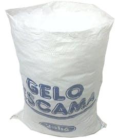 Saco de Gelo (Escama) 10kg