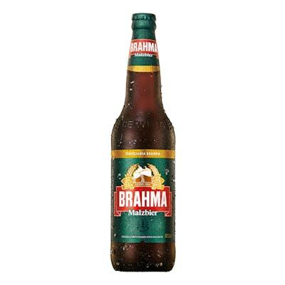 Brahma Malzbier 600ml - Apenas o Líquido