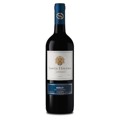 Vinho Tinto Merlot Santa Helena 750ml