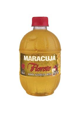 Cachaça Florete Maracujá 500ml