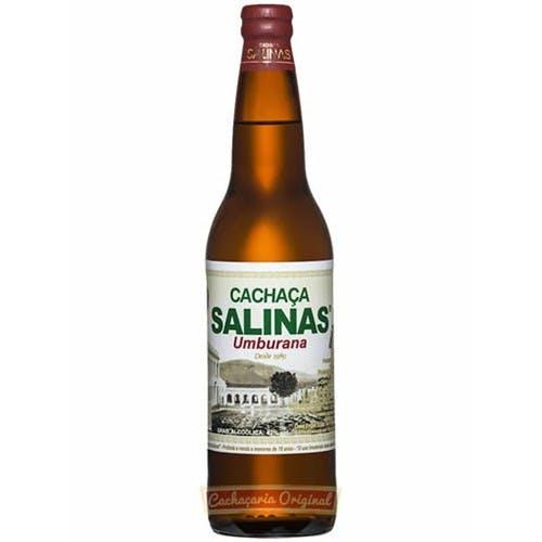 Cachaça Salinas Umburana 600ml