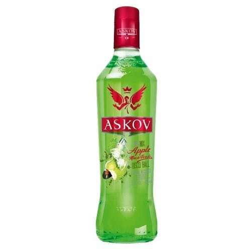 Vodka Askov Apple  900ml