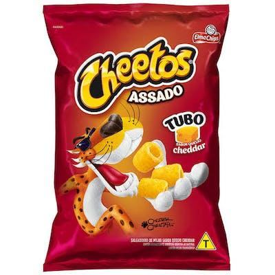 Cheetos Tubo Cheddar 47g