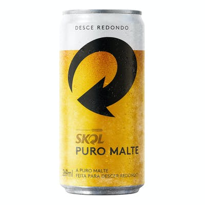 Skol Puro Malte 269ml