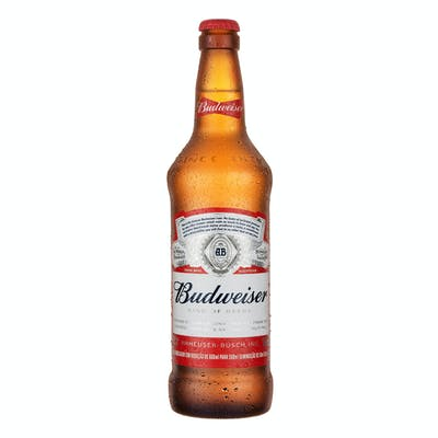 Budweiser 550ml | Vasilhame Incluso