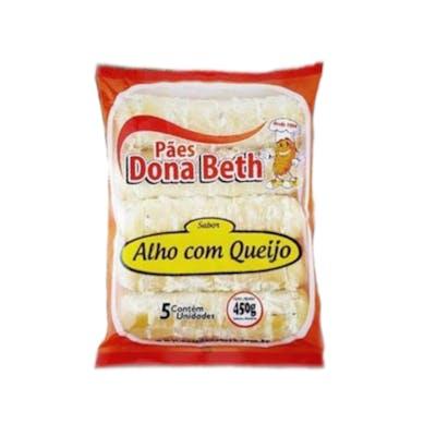 PÃO DE ALHO DONA BETH TRADICIONAL 450g