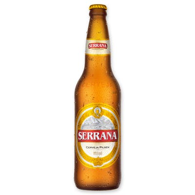 Serrana 600ml | Vasilhame Incluso