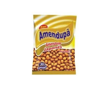 Amendoim Japonês Amendupã - 30g