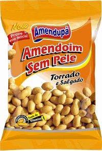 Amendoim Frito Amendupã sem pele - 30g
