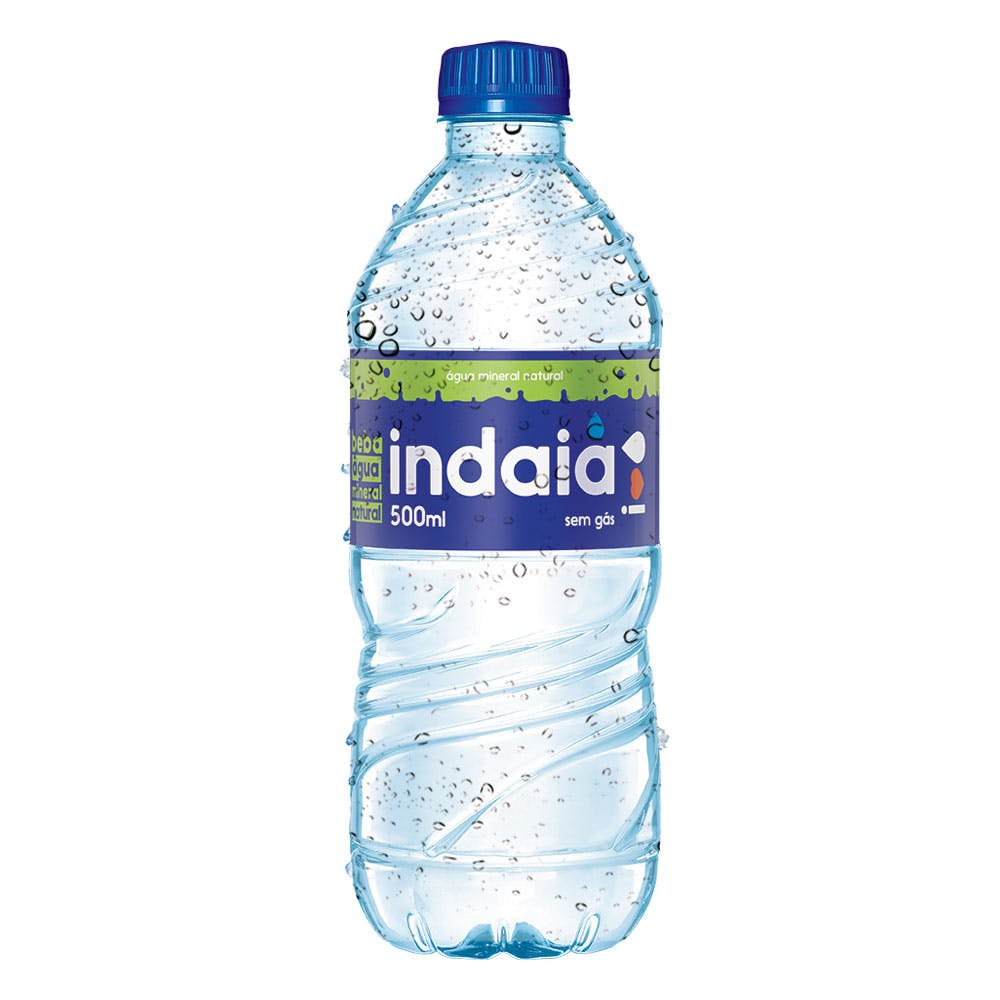 Água Sem Gás Indaiá 500ml