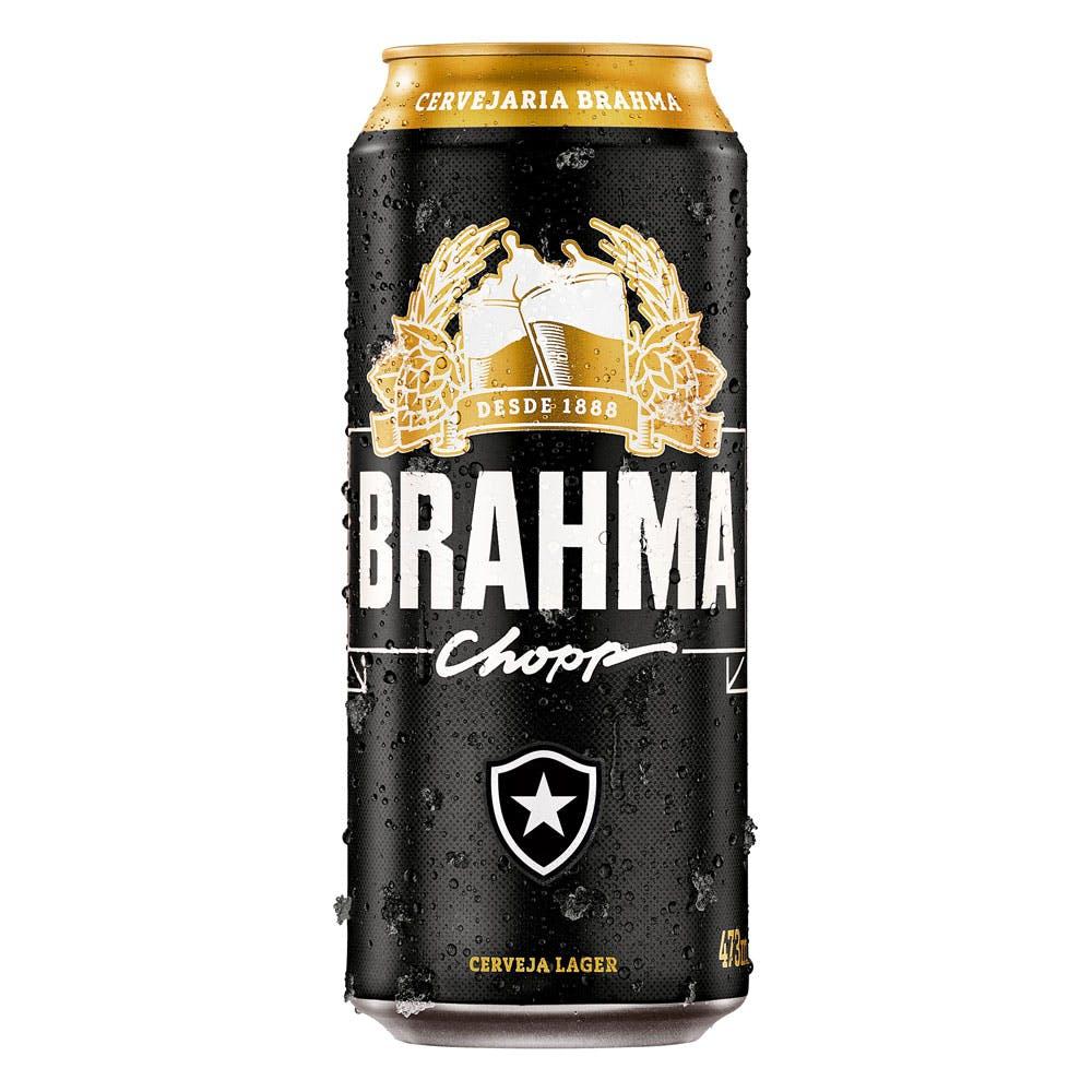 Brahma Chopp Botafogo 473ml
