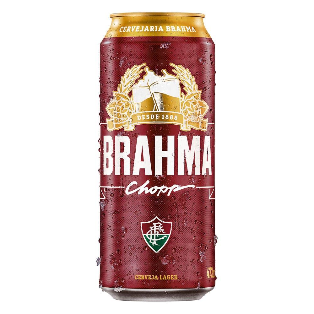 Brahma Chopp Fluminense 473ml