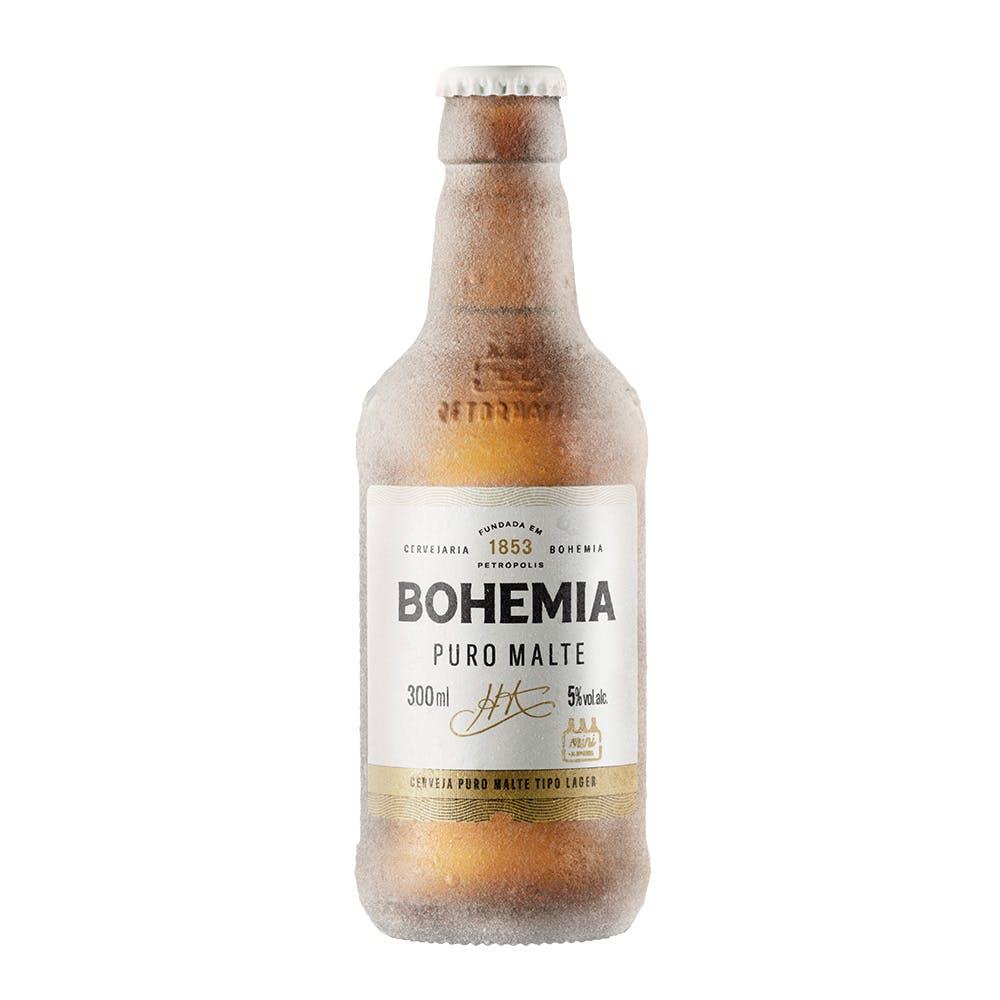 Bohemia 300ml | Vasilhame Incluso
