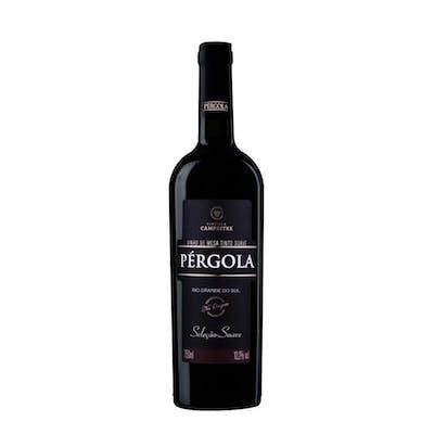 Vinho Tinto Suave de Mesa Pérgola 750ml