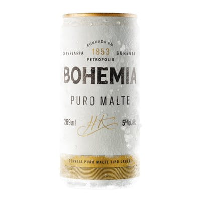 Bohemia 269ml