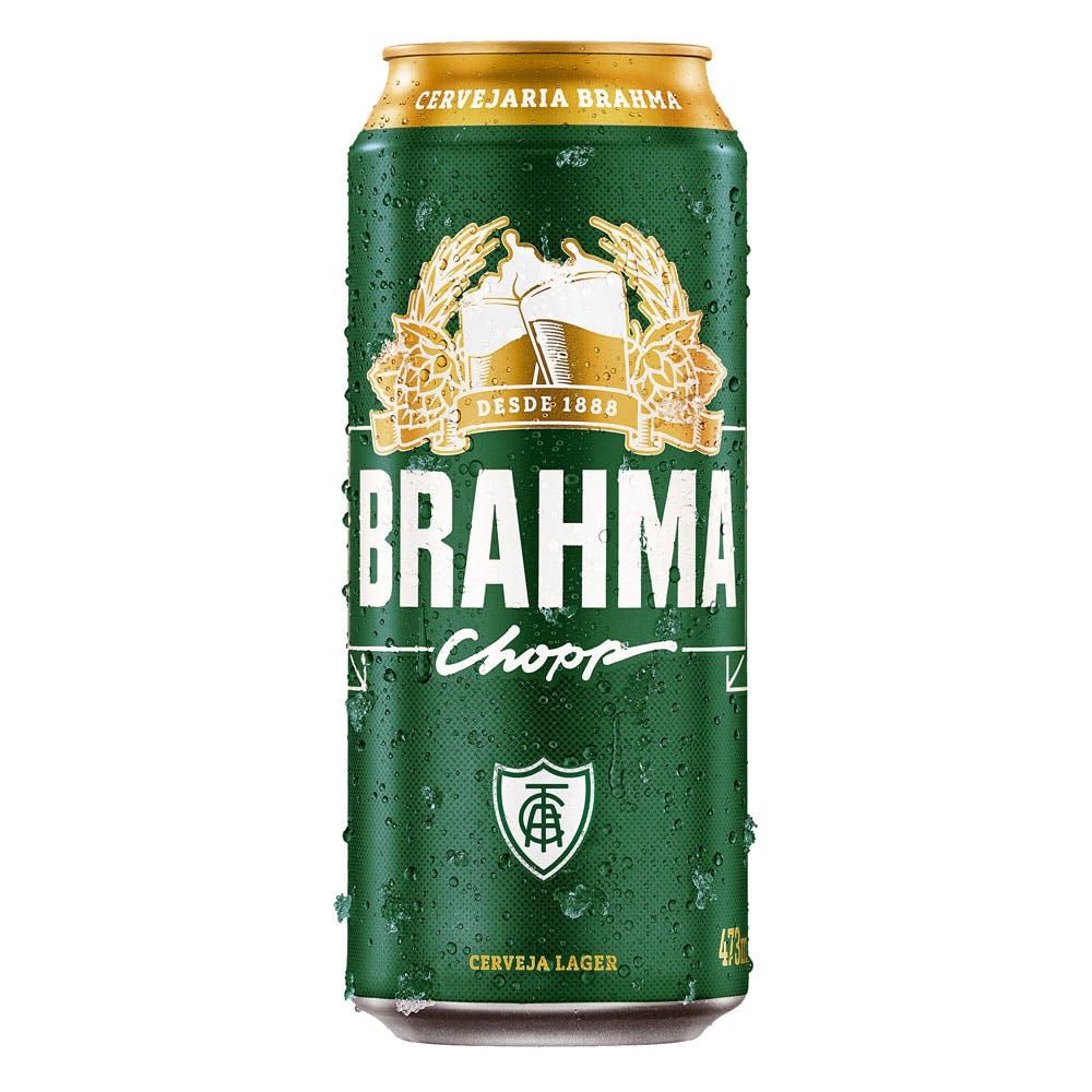 Brahma Chopp América-MG 473ml