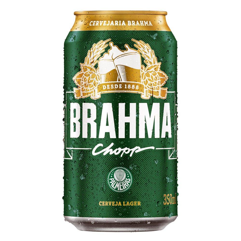 Brahma Chopp Palmeiras 350ml
