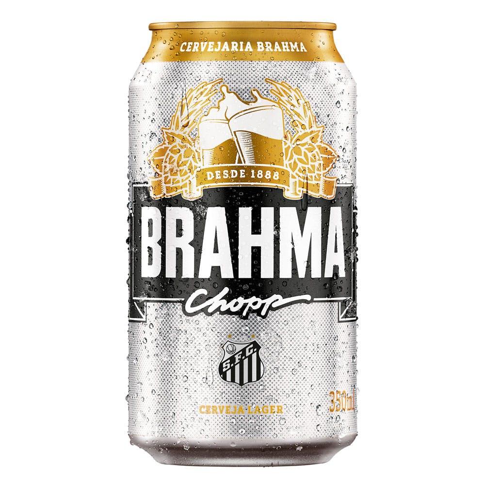 Brahma Chopp Santos 350ml