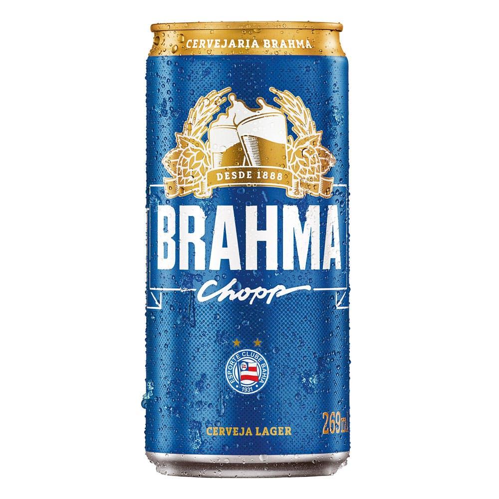 Brahma Chopp Bahia 269ml